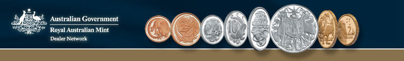 Royal Australian Mint Dealer Network